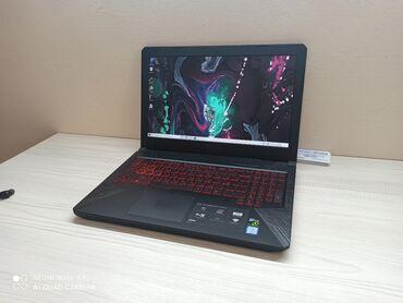 ПРОДАЮ Ноутбук. ИгравойASUS TUF CAMING FX504Процессор:Intel® Core