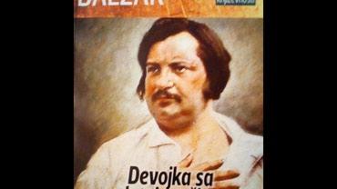 Mini knjiga devojka sa zlatnim ocima - Belgrade