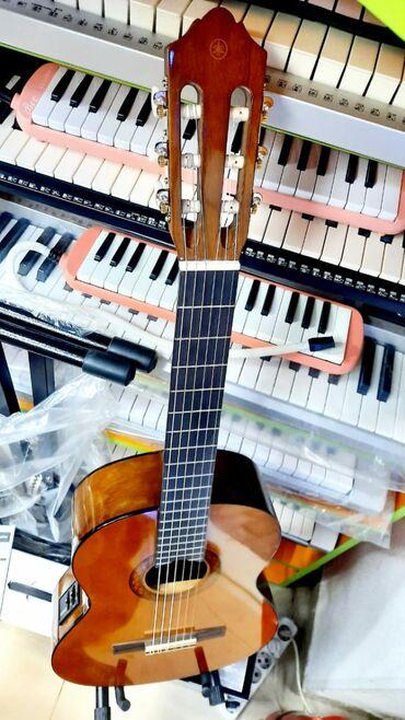 Yamaha qayiq motoru - Azərbaycan: Yamaha gitarasi orginal yamaha ekvalazeri ile indoneziya istehsalı