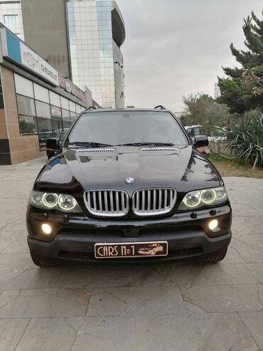 bmw m5 4 4 m dkg - Azərbaycan: BMW X5 4.4 l. 2004 | 276000 km