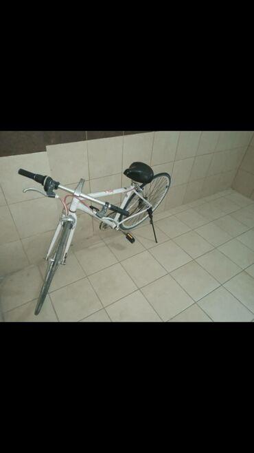 Спорт и хобби - Военно-Антоновка: Продаю велосипед в очень хорошем рабочем состоянии