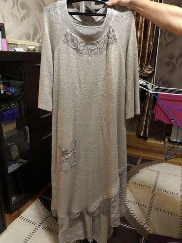 Продаю платье  Привезла из Италии Размер XL-XXL Носила два раза на мер