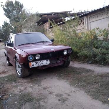 диски bmw 1 в Кыргызстан: BMW 3 series 1.8 л. 1986   1 км