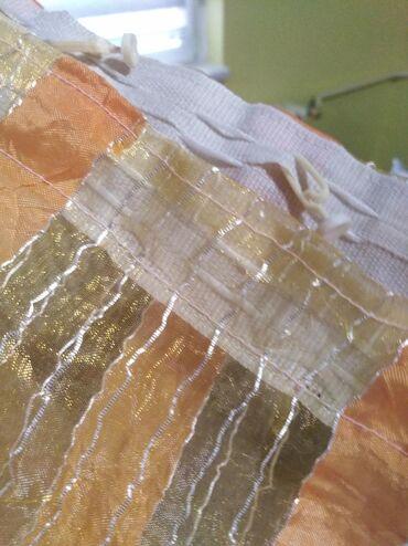 Bmw 3 серия 316i mt - Srbija: Prodajem polovnu zavesu, širine 3.8m i visine 1.65m.Ušivena traka