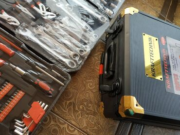Наборы инструментов в Кыргызстан: Продаю: комплект инструментов оригинал, Германия, новый или меняю на