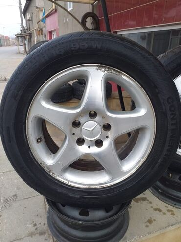 диски на х5 е53 в Азербайджан: R 16 disqi teker cat svarka yoxdu