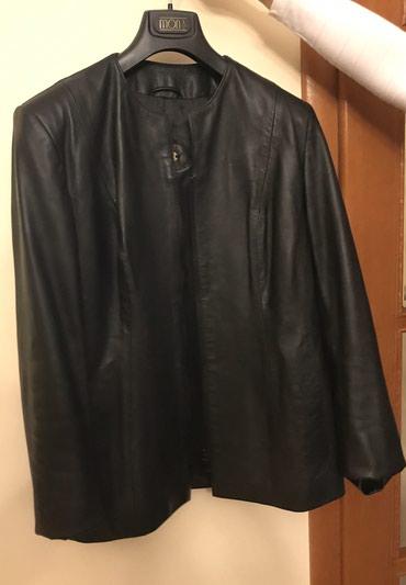Mona-kožna crna jakna,broj 42-original - Pancevo