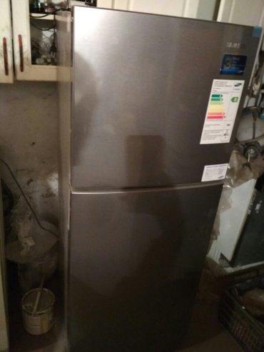 продаю холодильник samsung. 2 месяца, состояние идеальное! 1,5 м высот в Бишкек