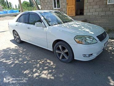 Транспорт - Кербен: Toyota Mark II 2.5 л. 2002