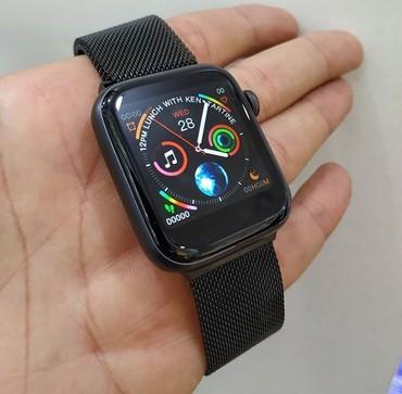 iwatch - Azərbaycan: Yeni iWatch. IWO 8 model. Apple Watch kopyasi Çatdırılma var.  Rənglə