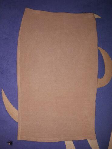 Юбка трикотажная.размер М.в обтяжку