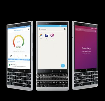 BlackBerry KEY2 6/64GB в Бишкек