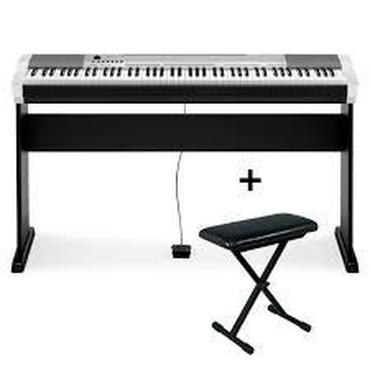 Цифровое пианино от Casio CDP-130 в Бишкек