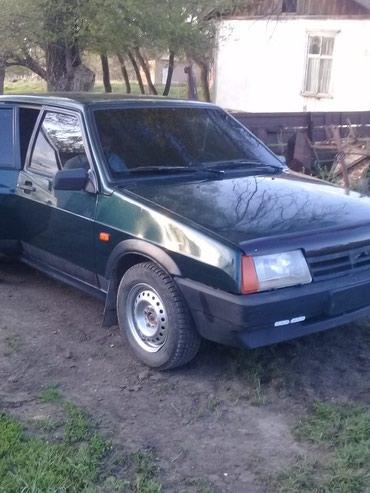 ВАЗ (ЛАДА) 21099 2002 в Кант