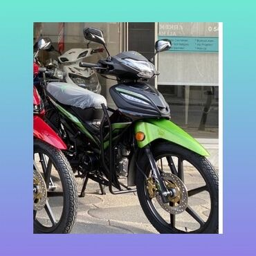 Kawasaki - Azərbaycan: Motoskletler tek sexsiyyet vesiqesi ile!!! Zaminsiz, arayissiz tek