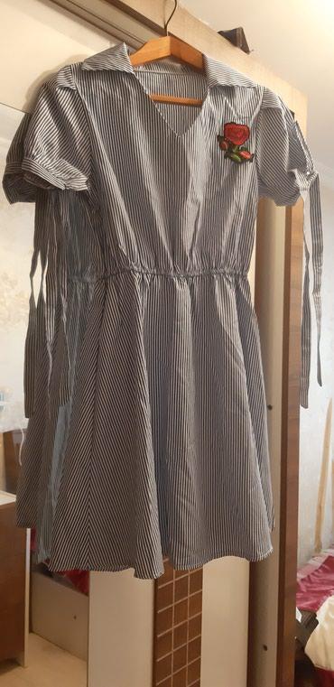 Bakı şəhərində Платье,новое,молодежное,размер М.