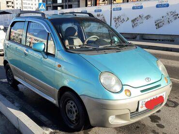 Электро муравей - Кыргызстан: Daewoo Matiz 0.8 л. 2003 | 248000 км