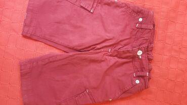 Dečije Farmerke i Pantalone | Pozarevac: Pantalonice bermude za dečakaVel.104 (4)Podesiv strukKratko nošene