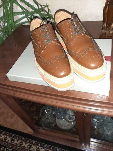 Обувь 38 полноразмерные, натуральная кожа