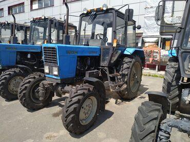 Продаю 3 трактора МТЗ 82.1 2012 годов небольшая наработка в идеальном