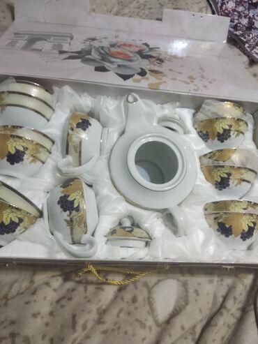 Продаю чайный сервиз новый