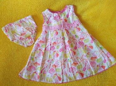 Early Days haljinica i gaćice za bebe devojčiceVeličina 3-6 meseci