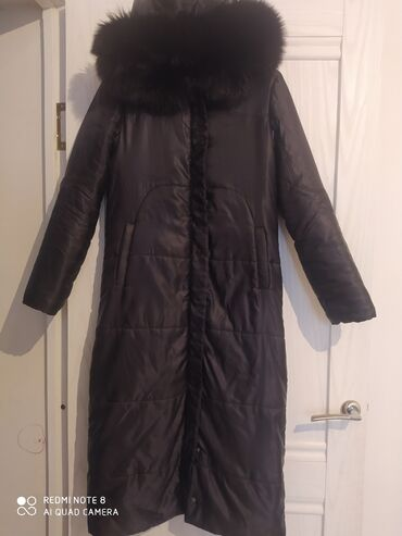 Зимний пуховик, очень тёплый  Размер 36