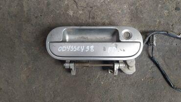 Honda Odyssey 98г ручка двери, Хонда Одиссей дверная ручка