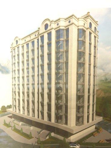 Продаю квартиру в строящемся домв 12 мкр в Бишкек