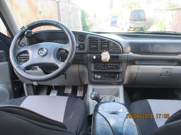 Ssangyong Musso 1994 в Бишкек