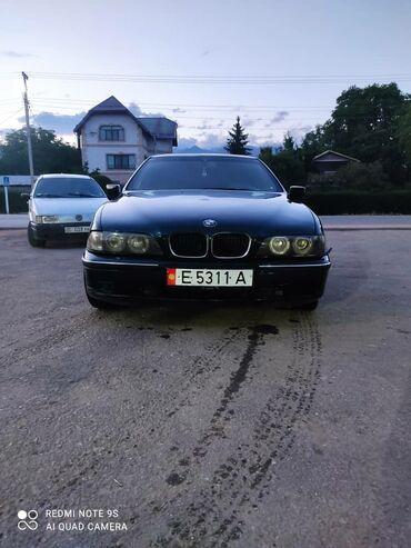 Транспорт - Бостери: BMW 520 2 л. 1996