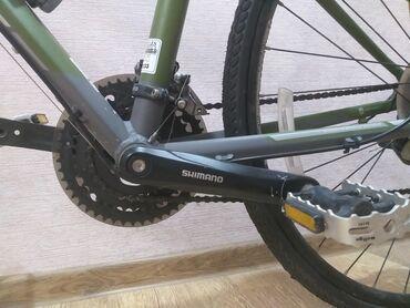 Американский Велосипед Hybrid от Фирмы TREK