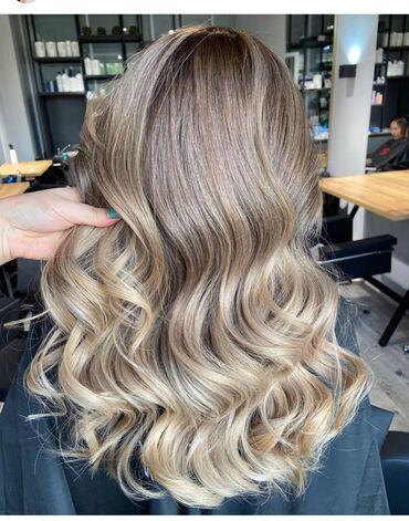 биозавивка волос бишкек in Кыргызстан | ИГРУШКИ: Парикмахер | Покраска, Стрижки, Укладка | Бесплатные стрижки