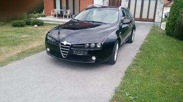 Alfa romeo 159 2 jtdm - Srbija: Alfa 159 polovni delovi