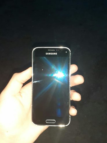 Samsung Tərtərda: İşlənmiş Samsung Galaxy S5 Mini 16 GB qara