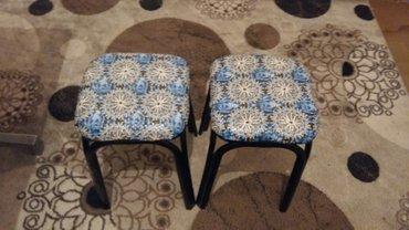 Продаю стул 2шт по 500с в Бишкек