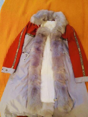 Оочень тёплая Новая зимняя куртка,размер 50-52,куртка новая,привезли