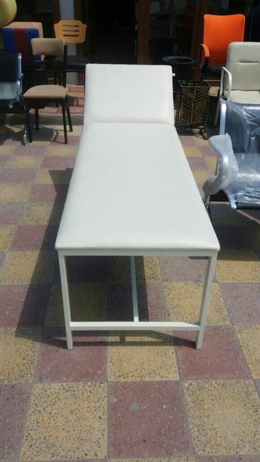 - Azərbaycan: Tibbi tapcan satilir. ölçü 190x60x58 sm dir.  masaj stolu kasmetoloji