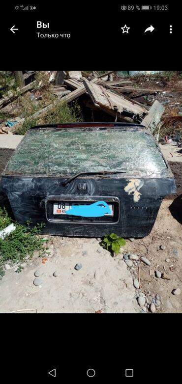 Аксессуары для авто в Кемин: Крышка багажник хонда одисей старый кузов