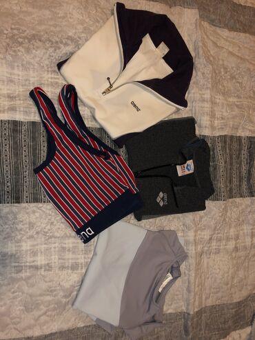Sport i rekreacija - Kikinda: 4 ARENINE TOP sportske majice,cena je za sve 4 a može i posebno