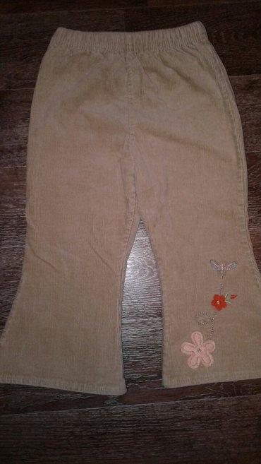 Продаю вельветовые брюки на в Бишкек