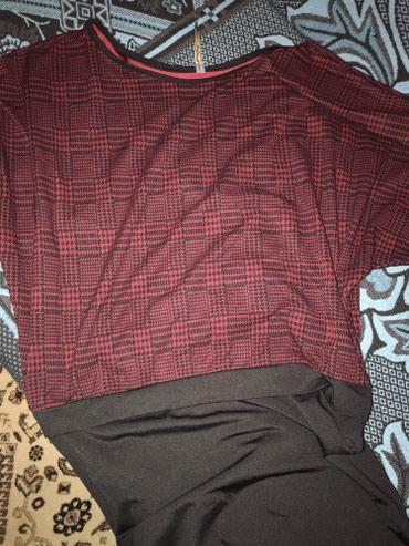 Nova sa etiketom...savrsen model haljina mekan i prijatan - Crvenka