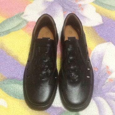 Продаю новые мужские кожаные туфли, размер 45. Производство Германия. в Novopokrovka
