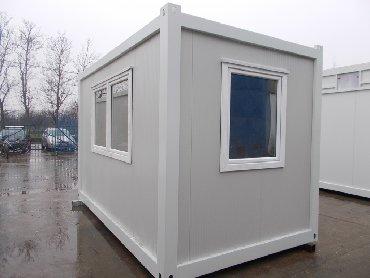 Ostale poslovne nekretnine - Srbija: Argus INTERNO, kontejneri-kućice sa unutrašnjom konstrukcijomINTERNO