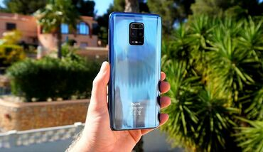 Новый Xiaomi Redmi Note 9S 128 ГБ Синий