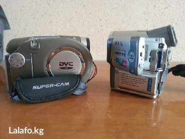 Продаю две видеокамеры. Покупали в Европе. Прошу 100 $ в Токмак