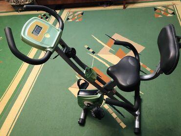 Велотренажер из кореи  компания: «lexpa» производство корея  подъем: д