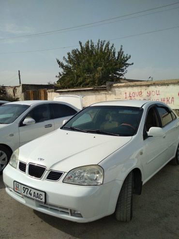 Daewoo Lacetti 2003 в Кызыл-Кия