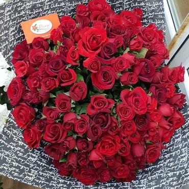 Розы оптом и в розницу 27с . Собираем в Бишкек