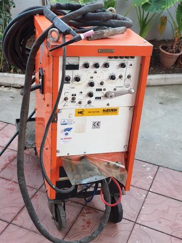 Instrumenti | Crvenka: Tig aparat za zavarivanje AC DC Ispravan aparat sve je original